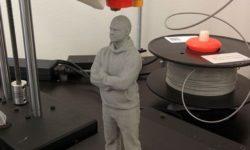 3D printing at drupa 2016