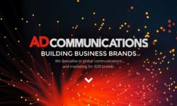 AD Communications – we're busy building business brands