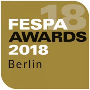 FESPA Awards 2018 Logo