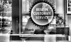 Customer service – Make or break time