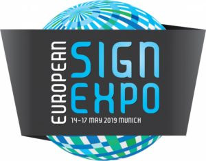 European Sign Expo 2019 Logo