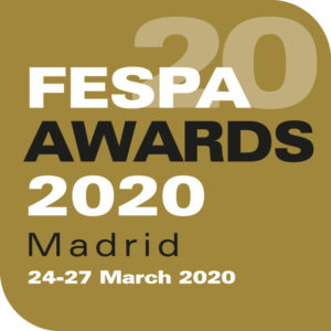 FESPA Awards 2020 Logo