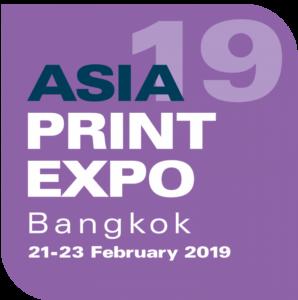 Asia Print Expo 2019 Logo
