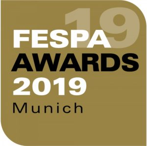 FESPA Awards 2019 Logo