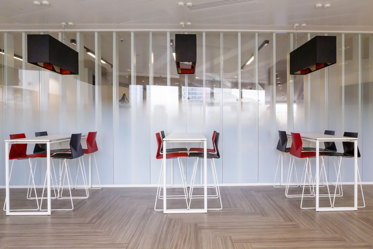 Invesco 125 London Wall by RAW Unlimited