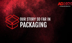Our story so far in packaging