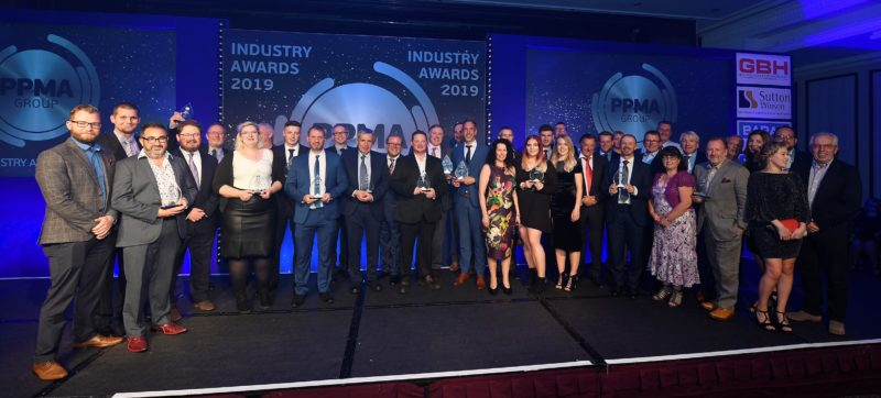 PPMA Group Industry Award winners 2019