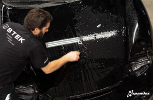 """""""STEK's DYNO range of paint protection and light protection films are targeted primarily at specialist vehicle wrappers"""""""