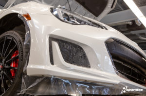 """""""STEK's DYNO range of paint protection and light protection films are designed for easy application"""""""