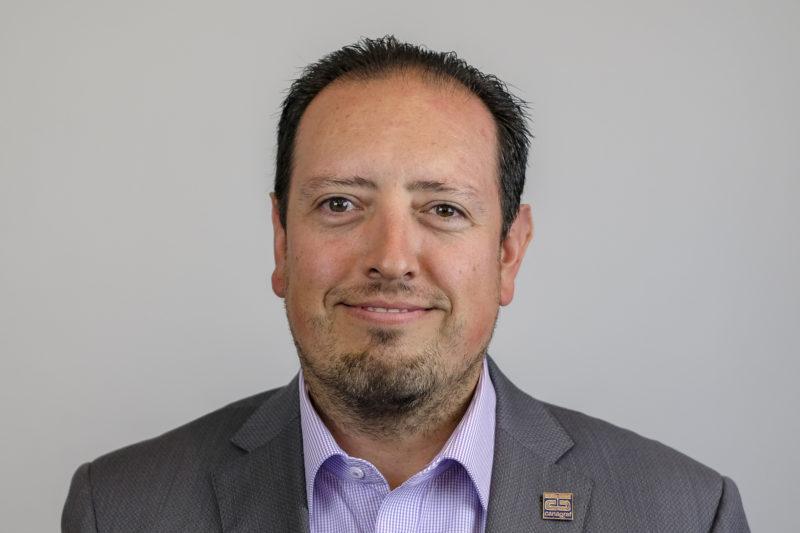 Daniel Sunderland, FESPA Board Member