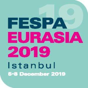 FESPA Eurasia 2019 Logo