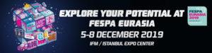Explore your potential at FESPA Eurasia 2019