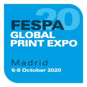FESPA Global Print Expo 2020 Logo
