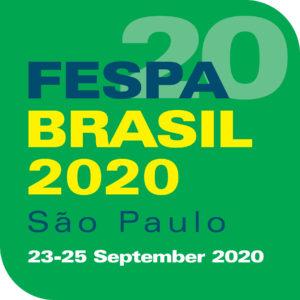 FESPA Brasil 2020 Logo