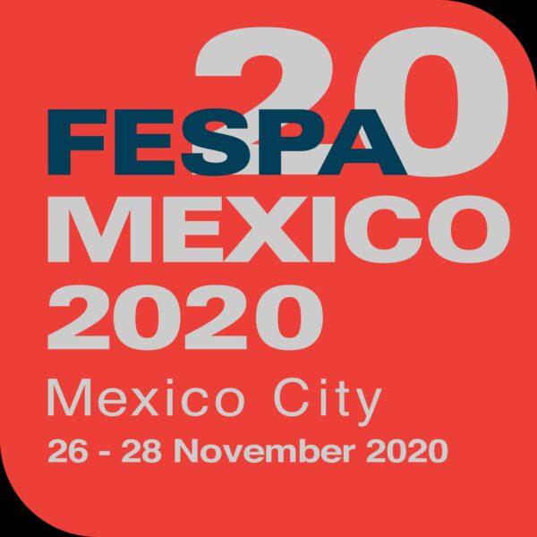 FESPA Mexico 2020 logo