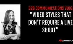 VIDEO STYLES THAT DON'T REQUIRE A LIVE SHOOT