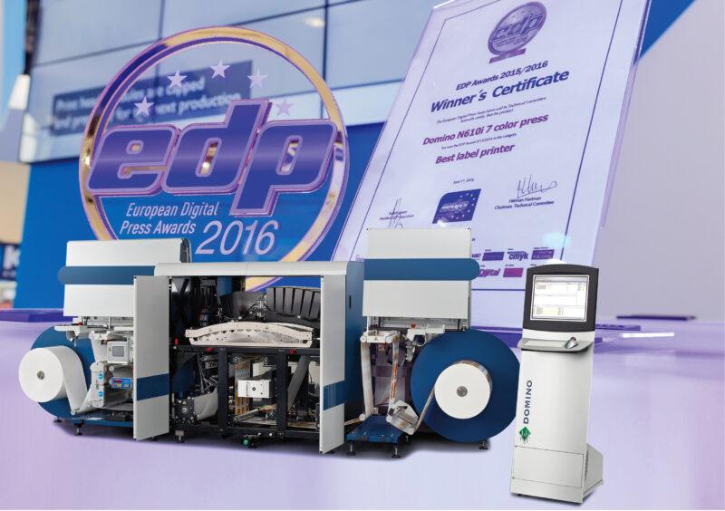 EDP Award 2016 Best Label Printer N610i