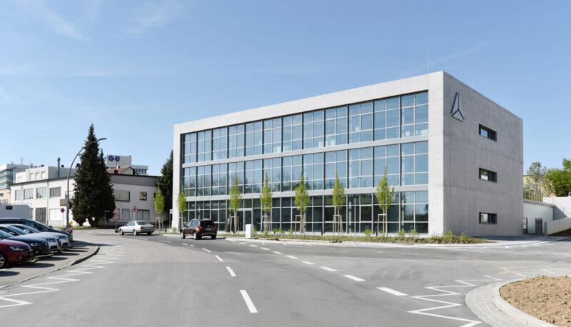 Kostlin company building