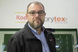 Roberto Dolinsky, Managing Director of Lorytex