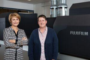 Ramona Weiß-Weber, CEO and Jutta Reimann, Technical Director, Hubert&Co