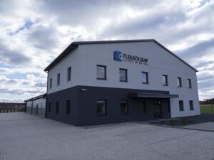 Flexograf studio prepress Headquarters in Drużyna
