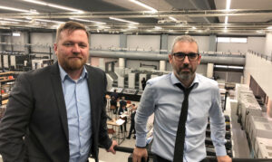 Hesse Trade  Zoltan Csernu - Andra Markos
