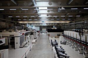 WH Technology Center Presses