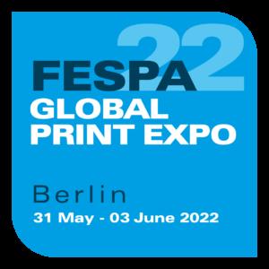FESPA Global Print Expo 2022 Logo