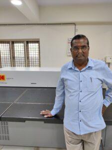 Shyam Shundar, Partner, NS Digital
