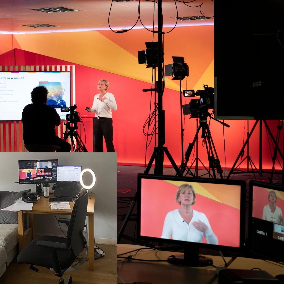 PLAN B: DIRECTING A VIDEO SHOOT REMOTELY